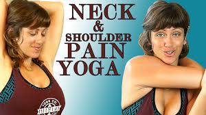 Neck To Shoulder - neck shoulder relief exercises stretches jen hilman