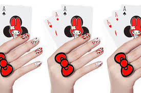 hello kitty nails it with 40th anniversary collaboration with ncla