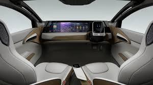 family car interior faurecia wants to reimagine interiors of autonomous cars
