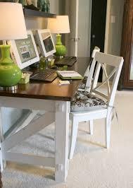 computer desk reveal furniture plans desks and diy furniture