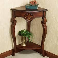 Corner Tables For Hallway Hallway Corner Accent Table Home Decor Ideas Pinterest