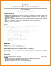 software developer resume template best software developer resume software engineering resume images