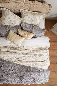 neutral colored bedding vienna down duvet insert grey yellow duvet and gray