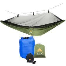 eclypse ii backpacking hammock tree straps and waterproof dry bag