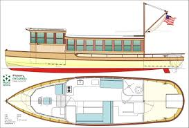 high resolution boat house plans 6 free boat plans houseboat