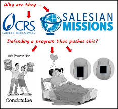 salesian missions crs defend evil program