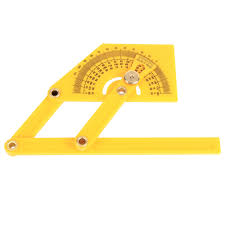 new folding ruler measuring instrument template angle izer tool