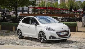 peugeot new car deals peugeot announces new finance offers for 208 range the car expert