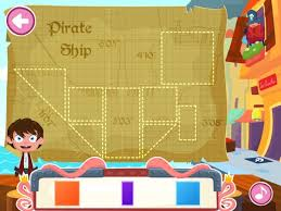 treasure hunt game kids love play pirates u2014 geeks