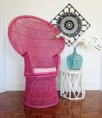Cane Peacock Chair For Sale 13 Best New Peacock Wicker Chair Images On Pinterest Peacock