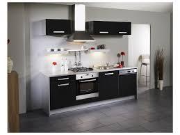 cuisine laqué noir meuble de cuisine laqué noir mobilier design décoration d intérieur