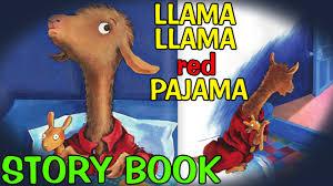 llama llama red pajama book reading for kids audio book