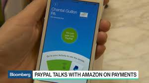 amazon black friday customer discussions paypal has been talking with amazon on payments ceo says bloomberg