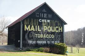 Pennsylvania travel pouch images Mail pouch barns icons of west virginia and pennsylvania ken jpg