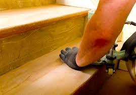 treppe streichen holztreppe neu streichen schritt für schritt anleitung