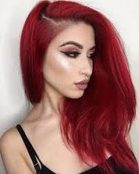hair colours top 10 modish looks funky hair colours 2017