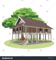 100 stilt home plans stilt houses in a small village near