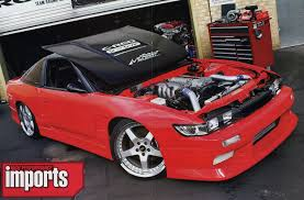 nissan sileighty sil80 high performance imports 60 c red tuning perth