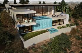 Vantage Design Group Angelo View Villa Rendering Threelight