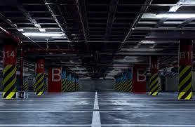 led parking garage lighting led garage ceiling lights