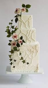 Winter Wedding Cakes Winter Romance 5 Inspiring Winter Wedding Cake Designs