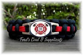 fire survival bracelet images Firefighter bracelet paracord bracelet survival bracelet jpg