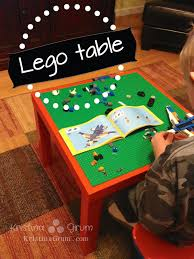 make your own lego table thriving parents