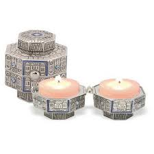 30 unique shabbat candlesticks jewish candle holders from israel