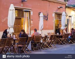 restaurant patio heater patio heaters outside street bar at night in san cristobal de la