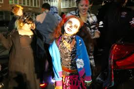 halloween city newton nj chills and thrills roselle welcomes halloween with trunk or