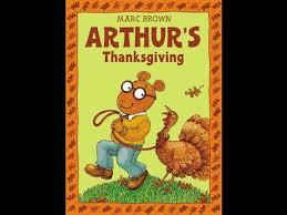 arthur s thanksgiving