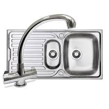Kitchen  Bathroom Sinks Taps  Accessories SinksTapscom - Kitchen sinks taps