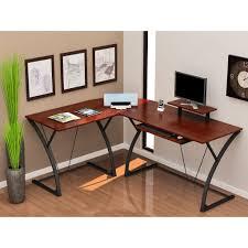 Curved L Shaped Desk Fresh Corner Home Office Desks 10073 Curved L Shaped Desk Narrow