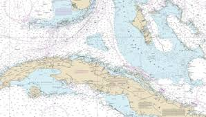 us cover map noaa u s cuba agree on efforts to improve maritime navigation safety