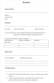 resume templates 2016 free resume template 2016 skywaitress co