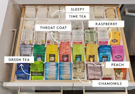 Tea Drawer | khloé kardashian s tea drawer is crazy in the best way khloe