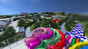 Katy Mills Mall Map Typhoon Texas Waterpark Sets Opening Date Near Katy Mills Mall