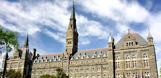 Top Art And Design Universities In The World Our Schools Georgetown University