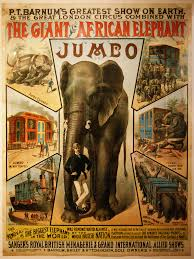 jumbo the circus elephant and his tragic death
