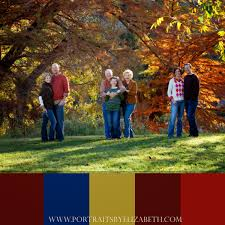 the artistry of elizabeth homan fall family portrait clothing