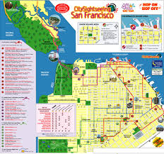 Usa Tourist Attractions Map by Maps Update 21051488 San Francisco Tourist Attractions Map U2013 San