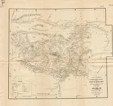 Asia Rivers Map by Tibet And China After 1900 Mcadd Pahar
