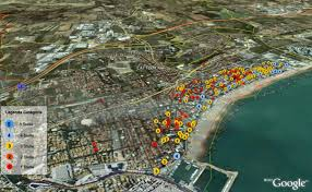 Google Maps Italy by Web Gis 2 0 Touristic Geographic Information System Of Hotels In