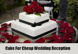 ideas for cheap wedding receptions how to have affordable
