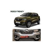 renault kwid 800cc price super glossy renault kwid full chrome grill covers at low prices