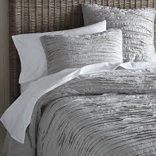 Quilted Coverlets And Shams Frayed Edge Quilt West Elm