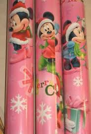 minnie mouse christmas wrapping paper disney story christmas wrapping paper gift wrap 3 rolls buzz woody