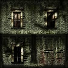 Interior Textures Second Life Marketplace Textures R Us The Evil Dead Interior