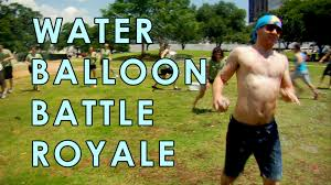 Challenge Water Balloon Apocalyptour Fan Challenge Water Balloon Battle Royale
