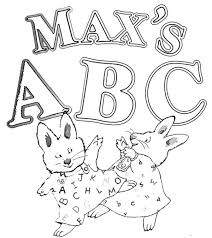 max ruby coloring pages getcoloringpages